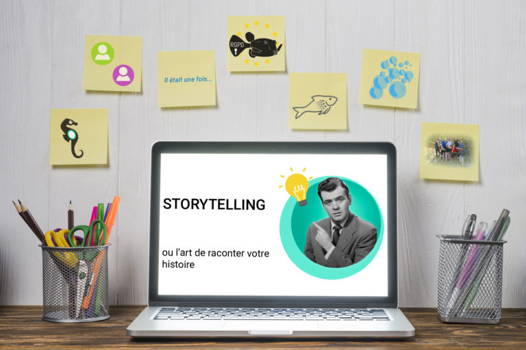Construire le Storytelling de son site internet en sept étapes